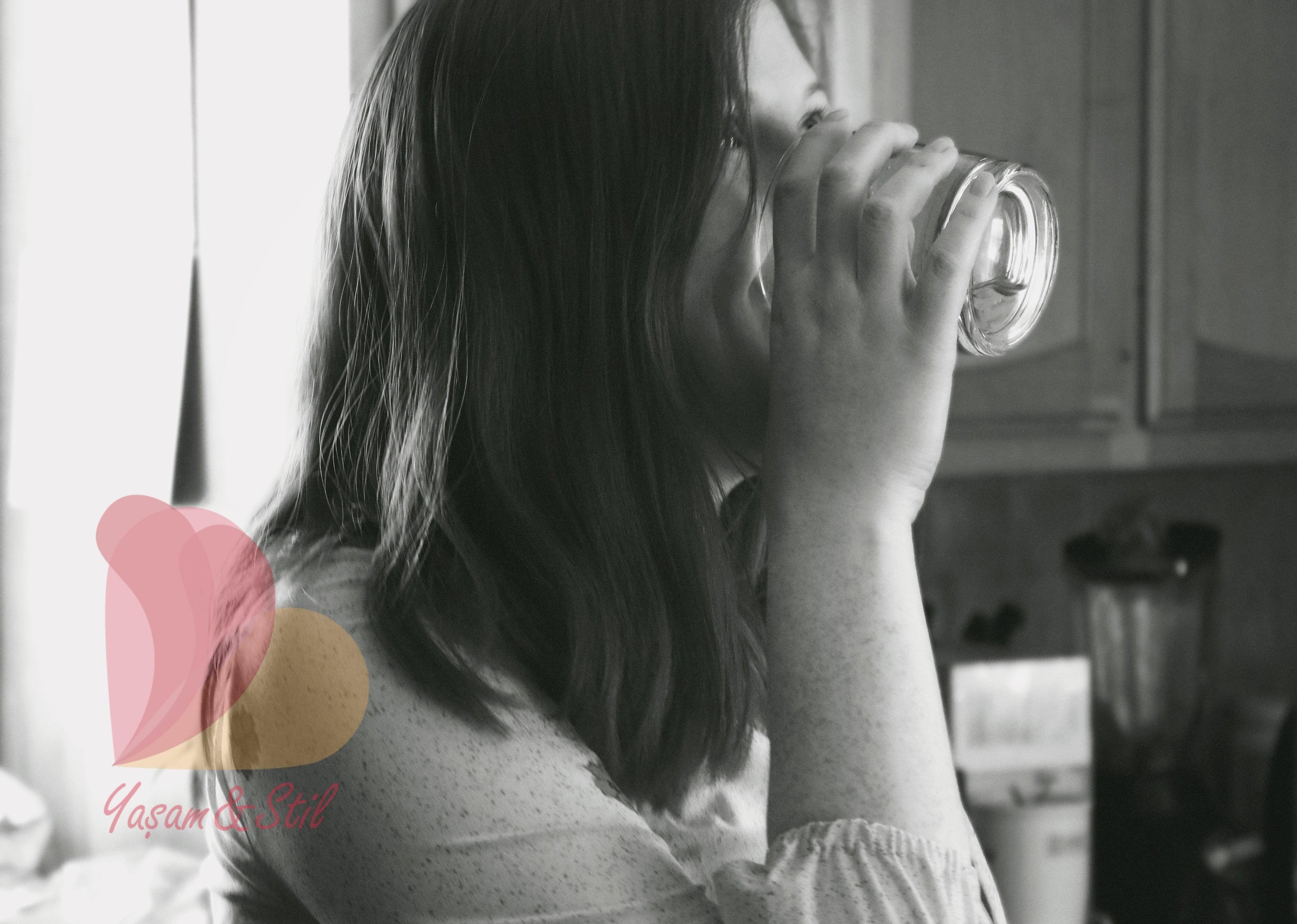 Su İçme Alışkanlığı Kazanmak için Tavsiyeler