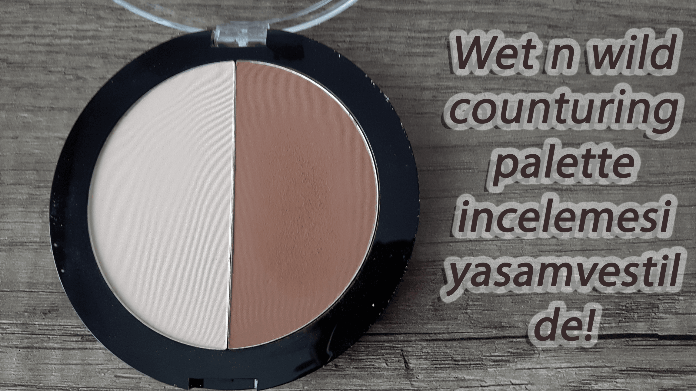 Wet n Wild Megaglo Contouring Palet İncelemesi