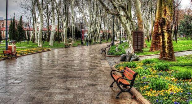 7846_1 İstanbul'un Gezip Görülesi Park ve Bahçeleri