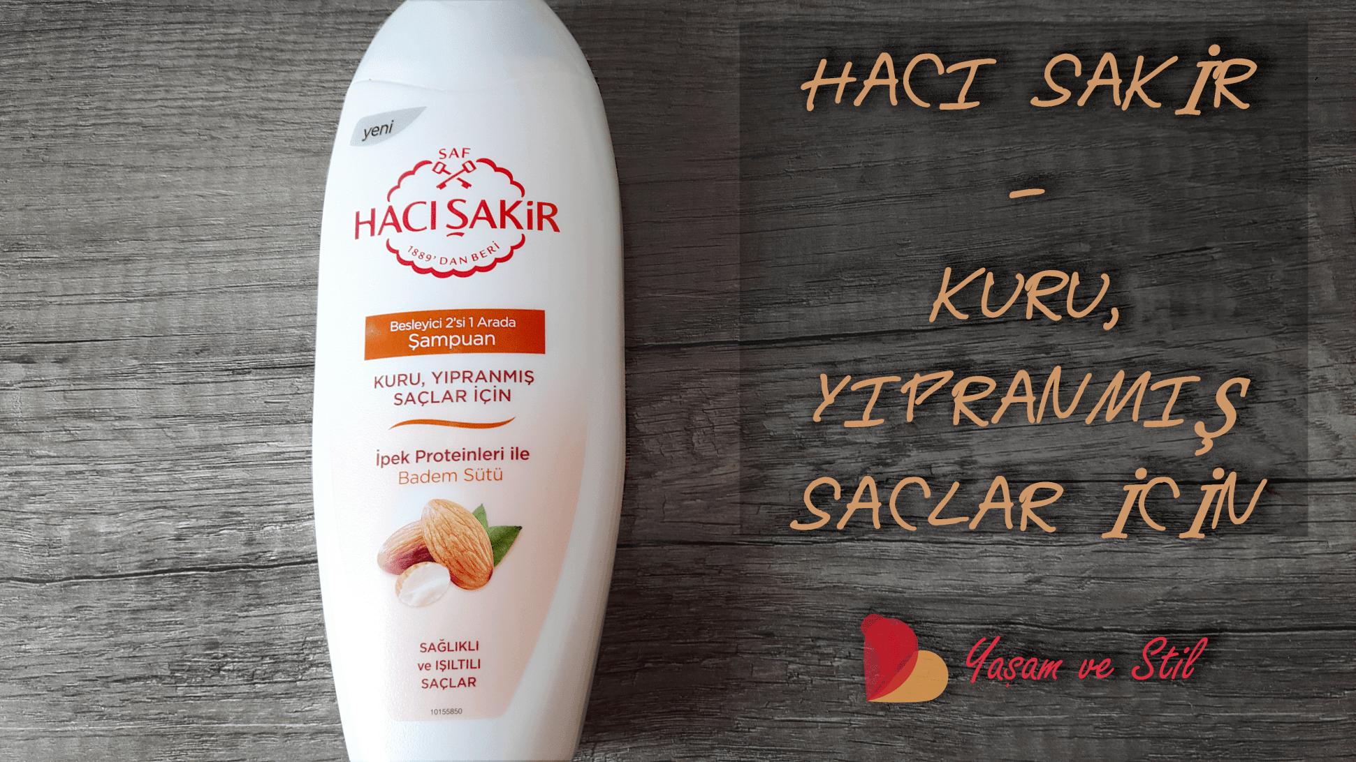 Hacı Şakir Kuru Yıpranmış Saçlar İçin Şampuan Kullanıcı Yorumları