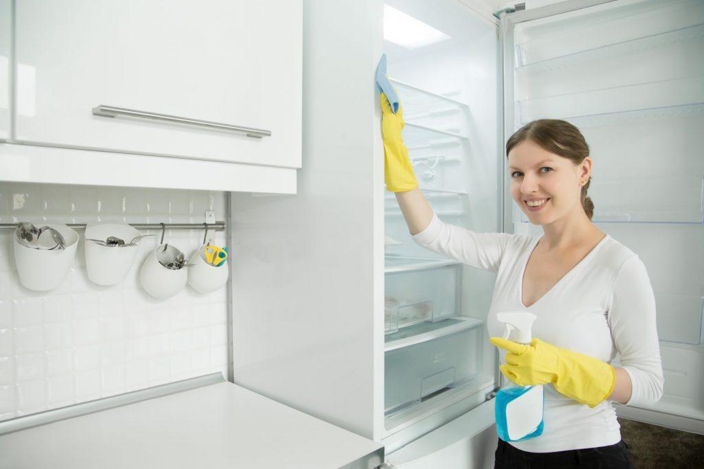 Adım Adım Mutfak Temizliği