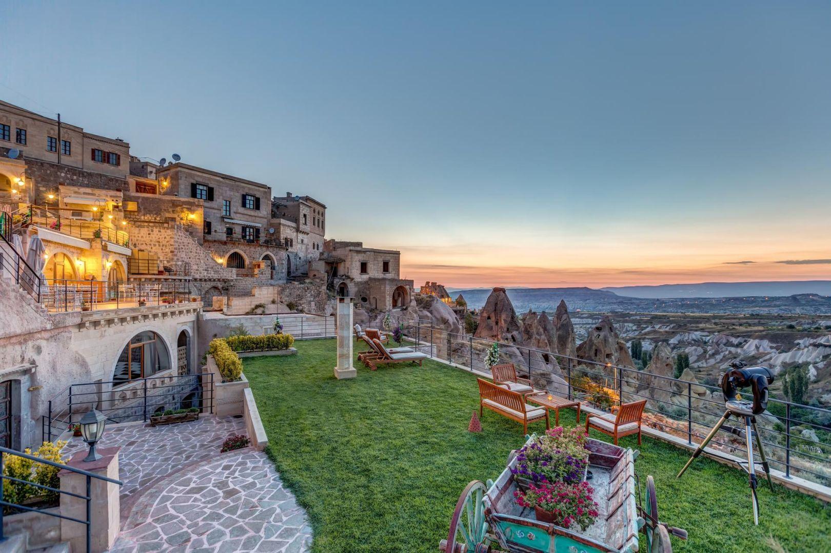 Kapadokya'da Balayı Rüyası