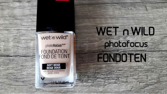 wet n wild photofocus fondöten