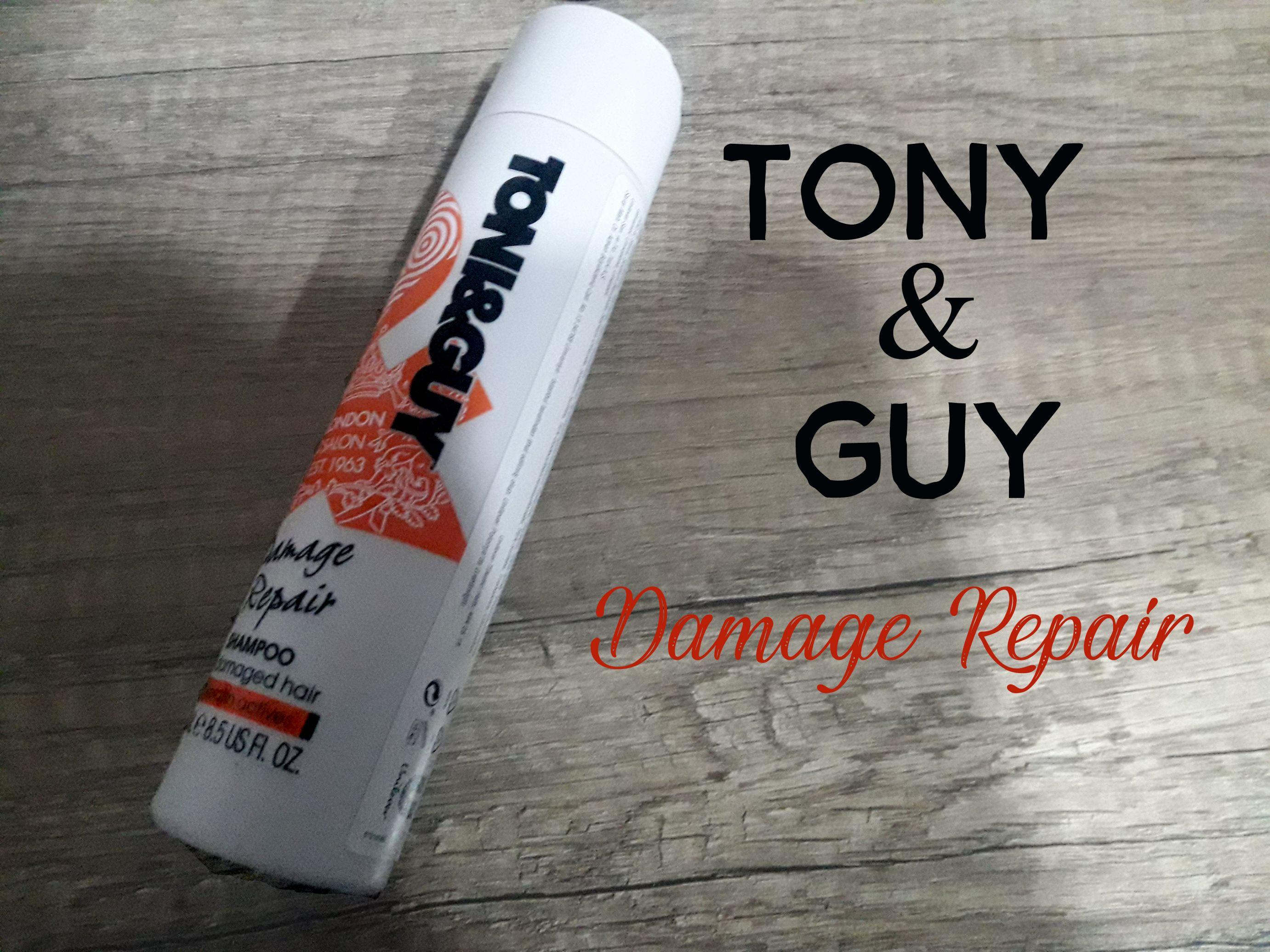 Toni&Guy Damage Repair Şampuan Kullanıcı Yorumları