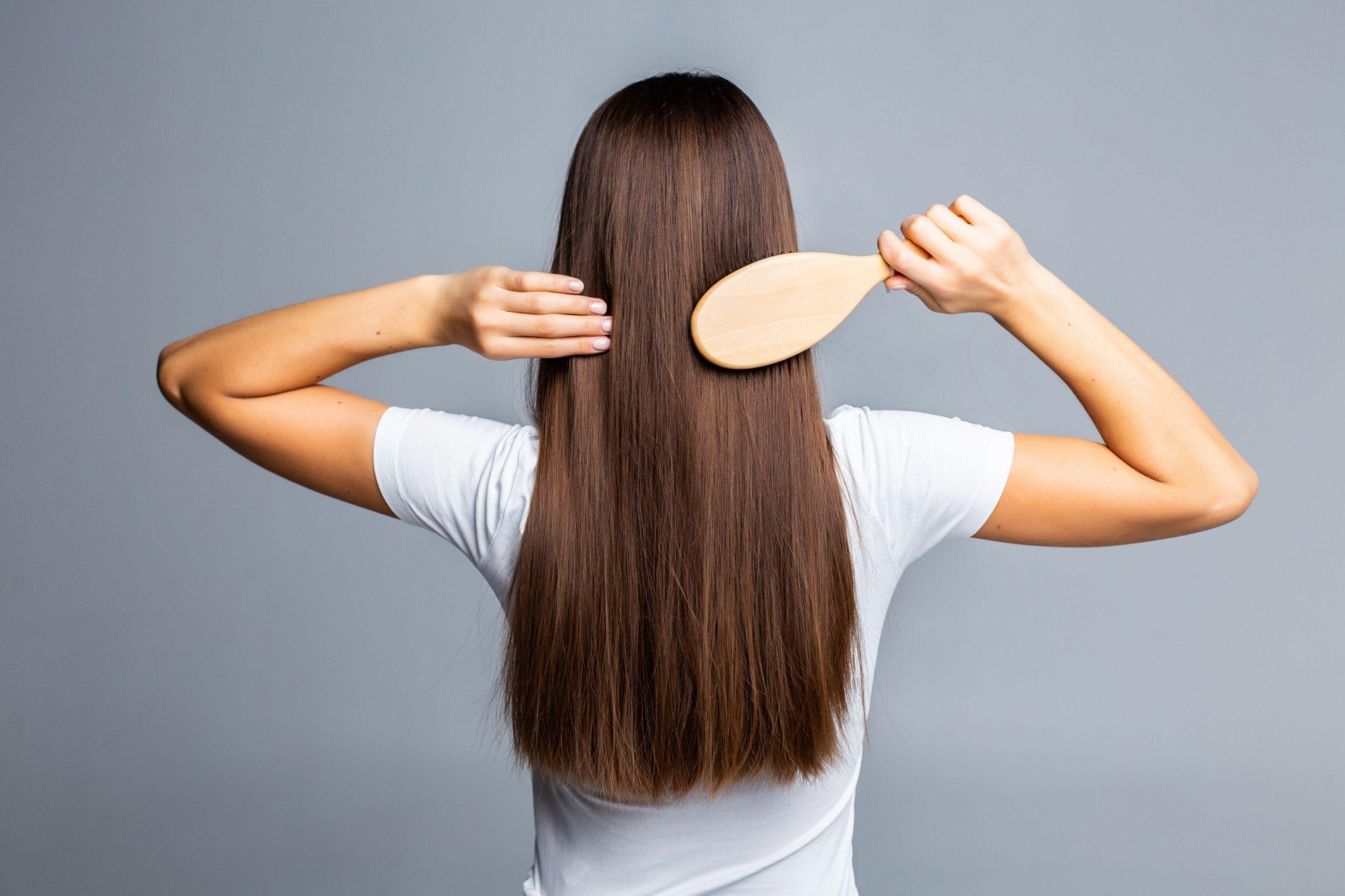 düğümlenmiş saç nasıl açılır