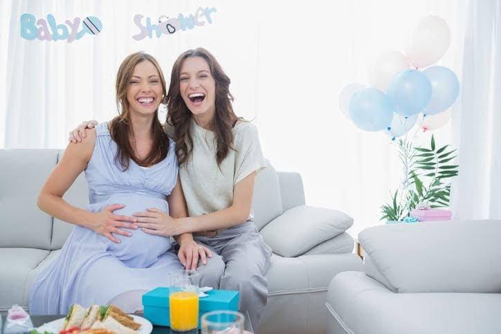 Bebeğiniz için Banyo Aksesuarları ve Baby Shower Partisi!