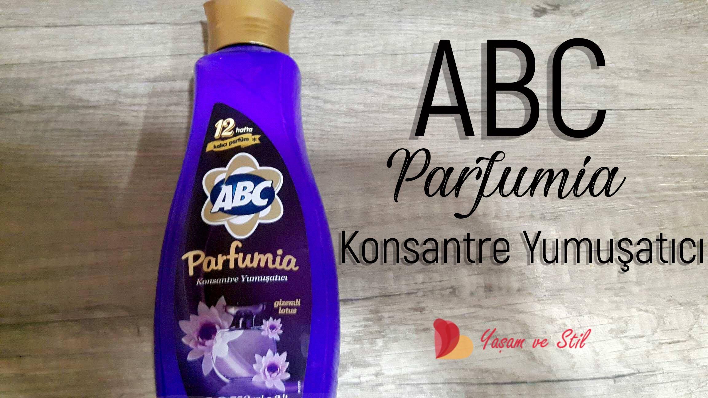 ABC Parfumia Konsantre Yumuşatıcı Kullanıcı Yorumları
