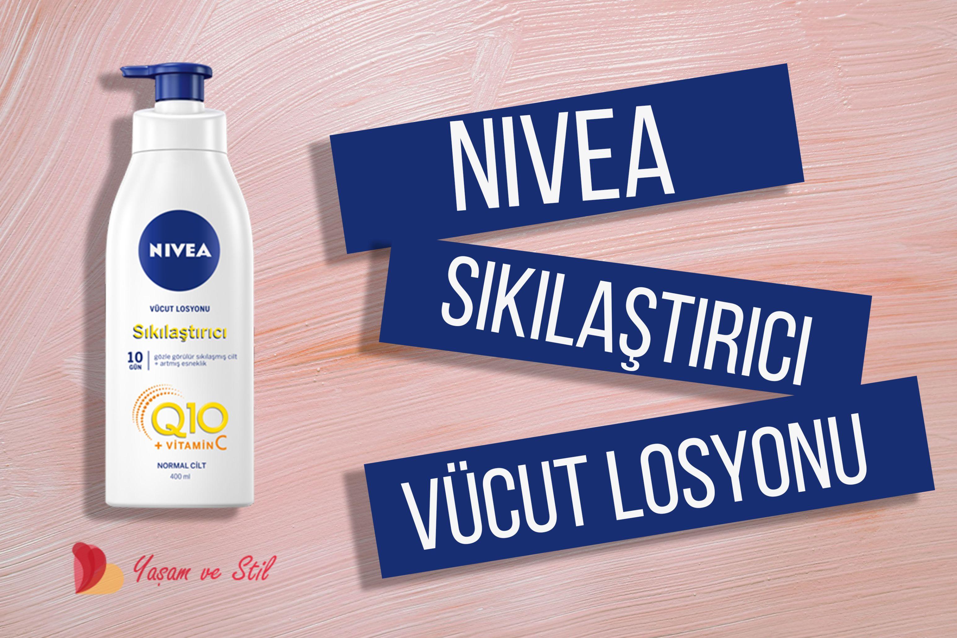 Nivea Q10 Sıkılaştırıcı Vücut Losyonu Kullanıcı Yorumları