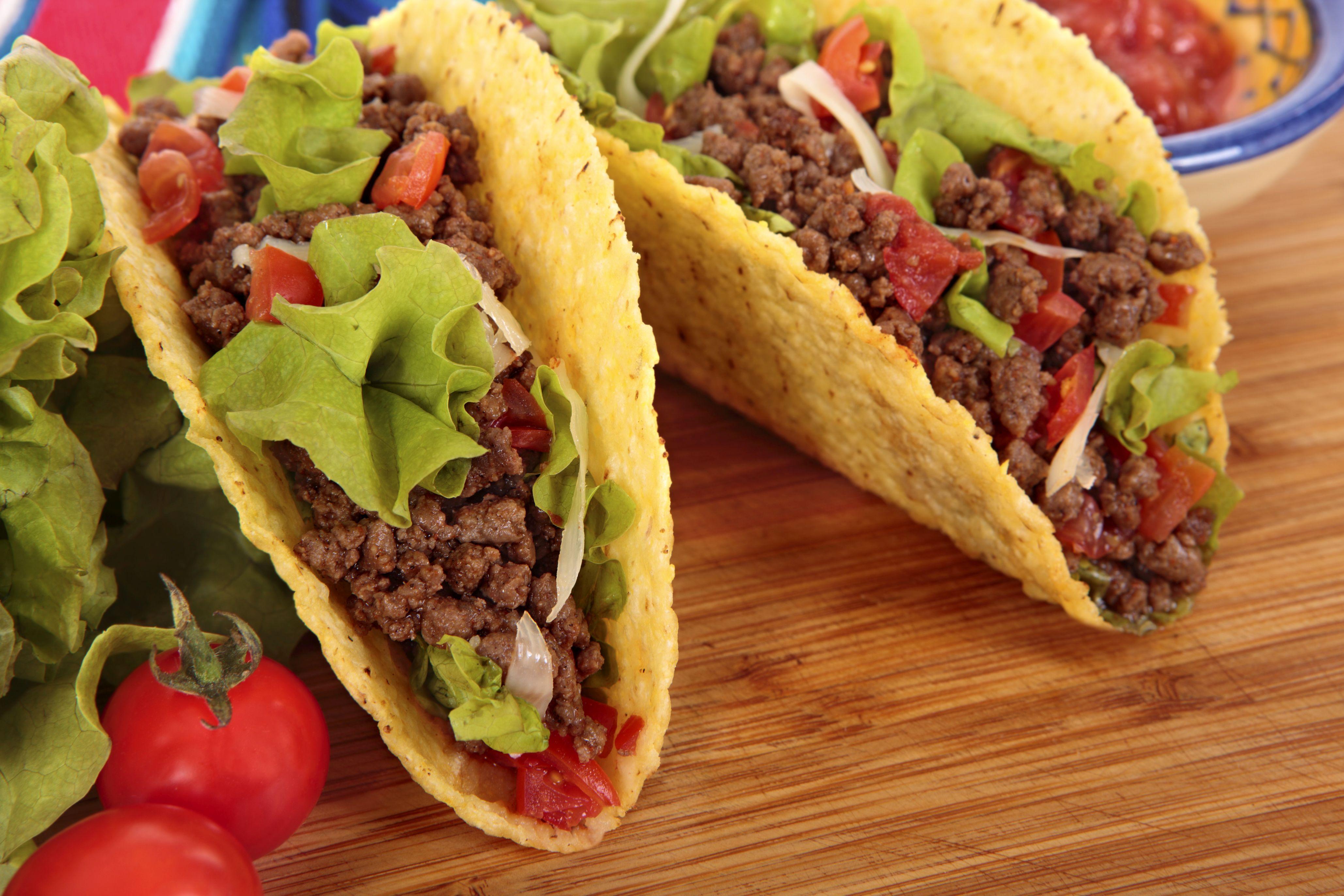 Taco Tarifi