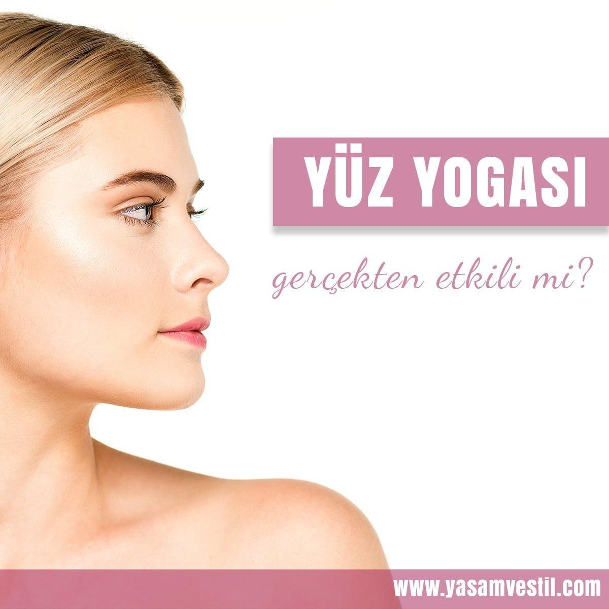 Yüz Yogası Etkili Mi